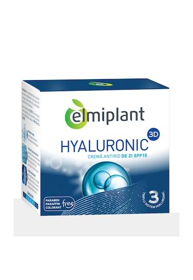 Elmiplant Crema antirid de zi  Hyaluronic, 50 ml Femei