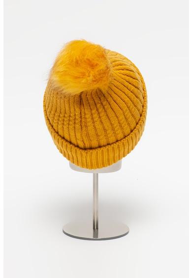 Heavy Tools Caciula din amestec de lana cu ciucure Pavlova Femei