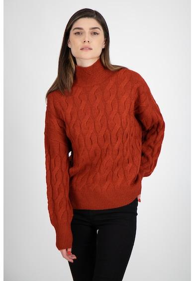 GAP Csavart kötésmintás pulóver női