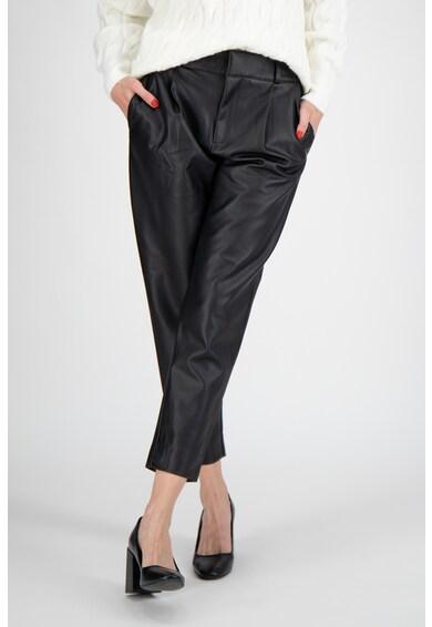 Banana Republic Szűkülő szárú műbőr nadrág női