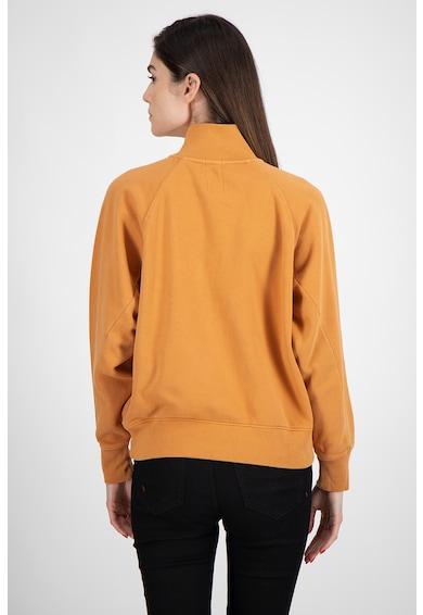 GAP Bluza sport cu guler scurt cu fermoar Femei