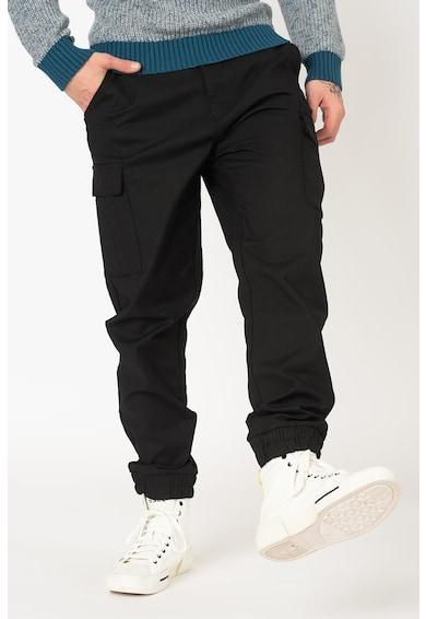 BLEND Pantaloni cargo cu mansete elastice Barbati