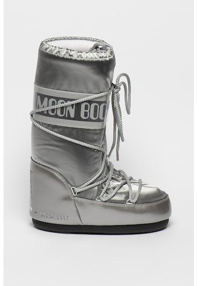 Moon Boot Apreschiuri cu aspect metalic Glance Femei