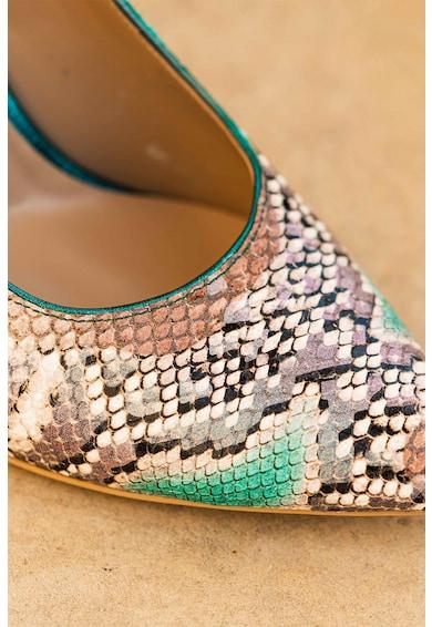 CONDUR by alexandru Pantofi de piele cu toc inalt si varf ascutit Victoria Femei