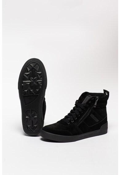 Diesel S-Dvelows nyersbőr sneaker férfi