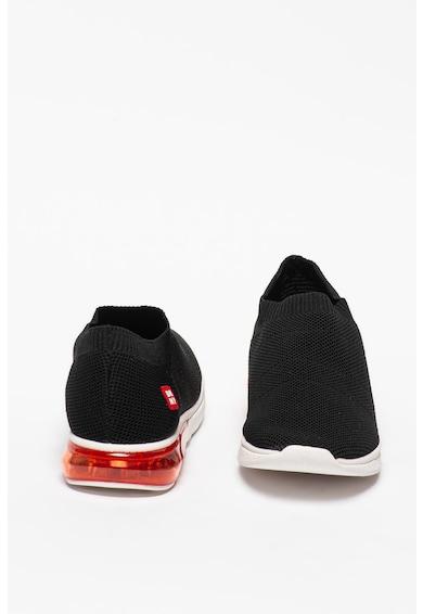 DKNY Pantofi sport slip-on de plasa tricotata Penn Femei