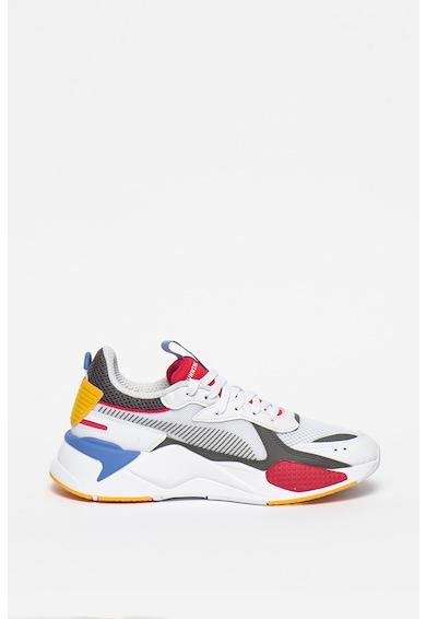 Puma RS-X 90s colorblock sneaker hálós anyagú szegélyekkel női