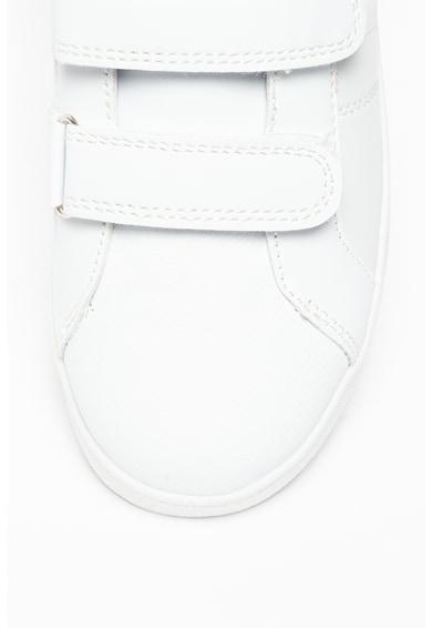 Gioseppo Epsilon bevont bőr és szintetikus anyagú sneaker tépőzárral Lány