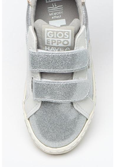 Gioseppo Spiere tépőzáras csillogó sneaker Lány
