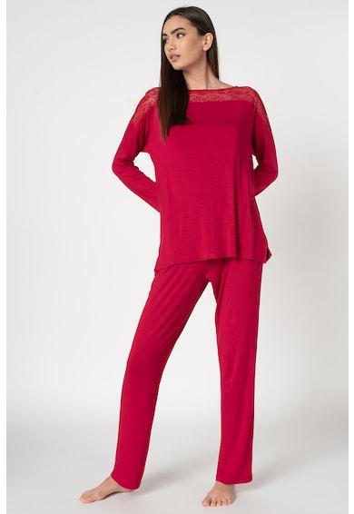 Triumph Pijama cu insertii de dantela Amourette Femei