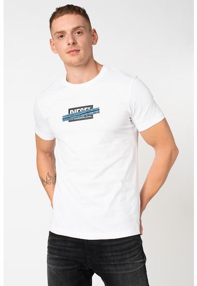 Diesel T-Diegos logómintás póló férfi