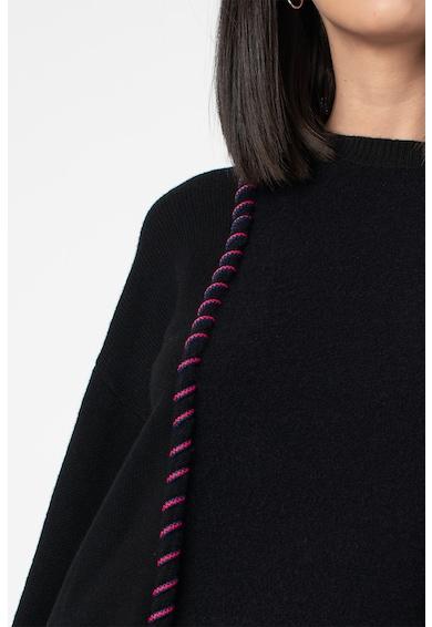 Diesel M-Myra gyapjútartalmú pulóver női