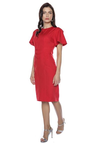 Miss One Szűkített fazonú miniruha női