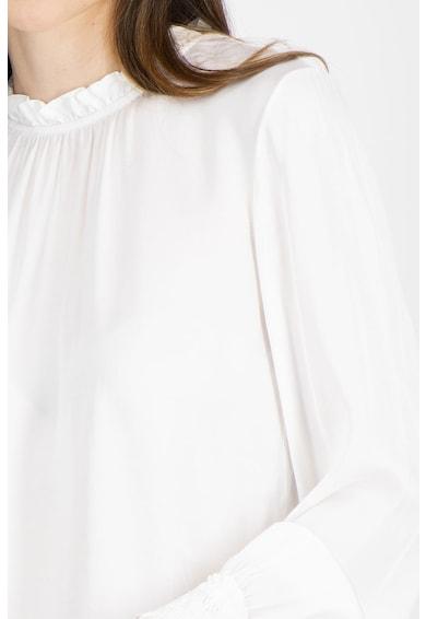 b.young Bluza vaporoasa din satin Femei