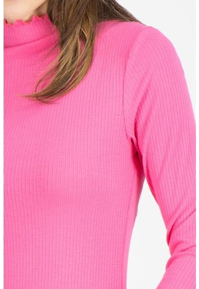 b.young Bluza cu striatii si guler inalt Femei