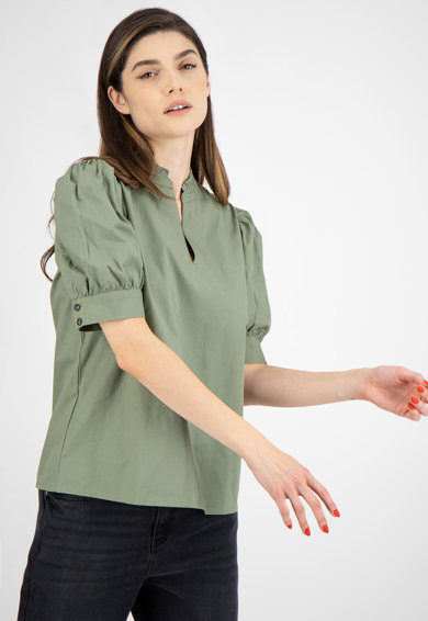 b.young Puffos ujjú blúz női