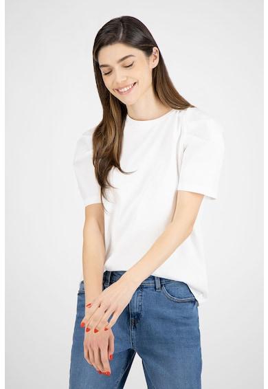 ICHI Felső rövid puffos ujjakkal női