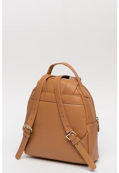 Love Moschino Műbőr hátizsák szegecselt mintával női