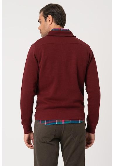 Gant Sweaters, Sacker pulóver cipzáros hasítékkal férfi