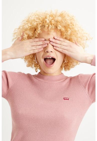 Levi's Finomkötött pulóver bordázott hatással női