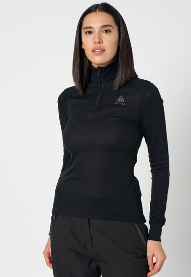 Odlo Aláöltöző garbó futáshoz cipzáros hasítékkal női