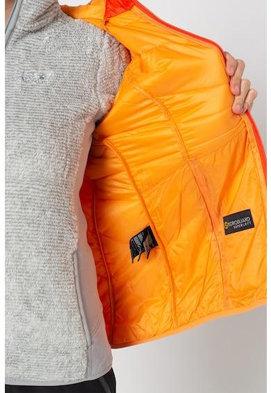 Jack Wolfskin Argon enyhén bélelt téli túradzseki kapucnival női