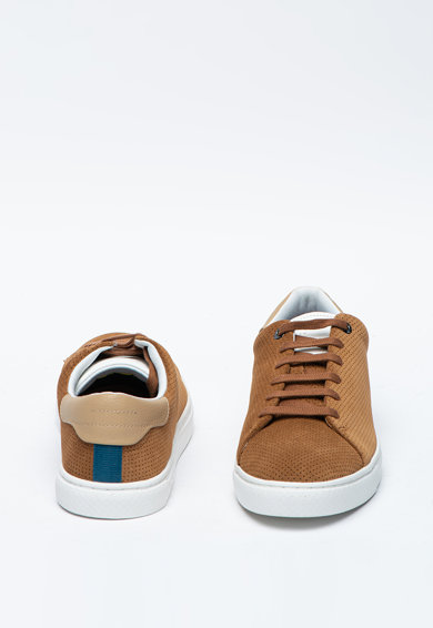 Ted Baker Pantofi sport de piele Ruenner Barbati