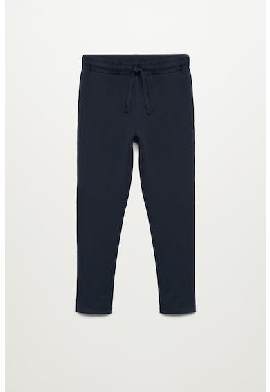 Mango Памучен спортен панталон William Момчета