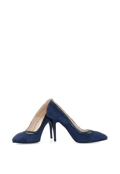 Diane Marie Uma nyersbőr cipő csillámos részletekkel női
