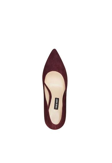 NINE WEST Pantofi stiletto de piele intoarsa Ezra Femei