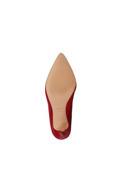 NINE WEST Pantofi stiletto din piele, cu varf ascutit Flax Femei
