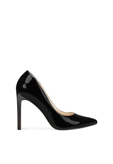 NINE WEST Pantofi de piele lacuita cu toc inalt Tatiana Femei