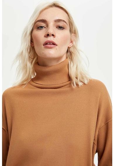 DeFacto Kényelmes szabású pulóver garbónyakkal női