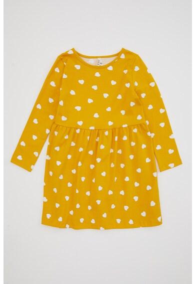 DeFacto Szívmintás ruha Lány