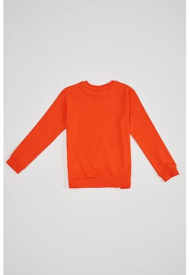 DeFacto Mintás pulóver Fiú