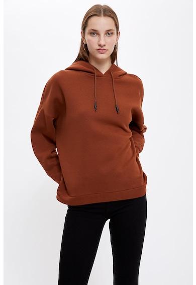 DeFacto Hosszú ujjú kapucnis pulóver női