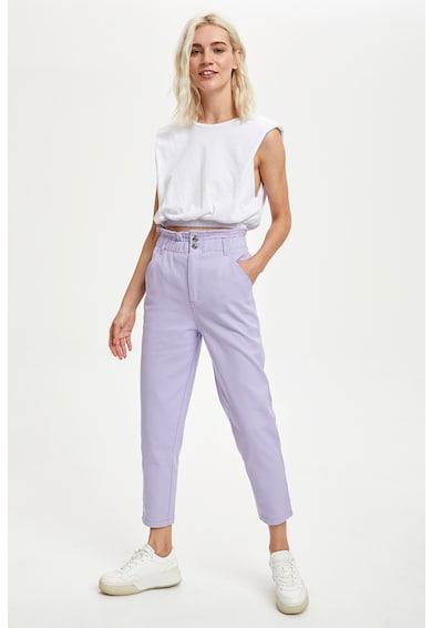 DeFacto Straight fit crop nadrág női