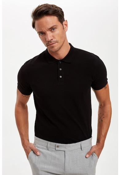 DeFacto Galléros póló szett- 2 db férfi