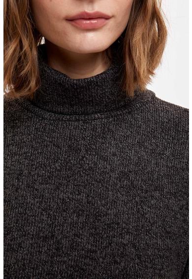 DeFacto Rochie tip pulover cu guler inalt Femei