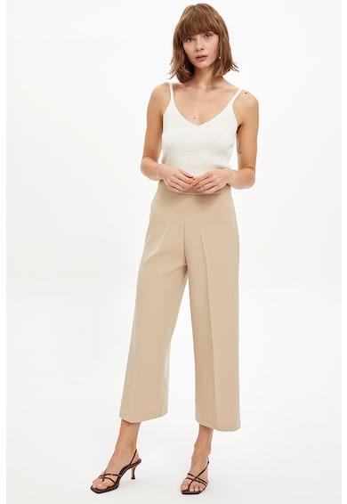 DeFacto Pantaloni culotte cu talie inalta Femei