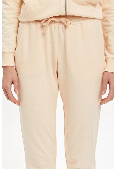 DeFacto Pantaloni sport conici cu snururi in talie Femei