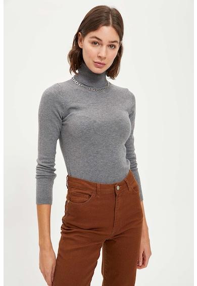 DeFacto Szűk fazonú pulóver garbónyakkal női