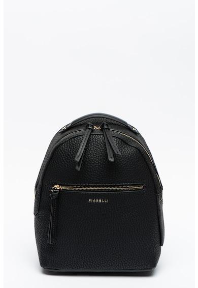 Fiorelli Anouk műbőr hátizsák cipzáros külső zsebekkel női