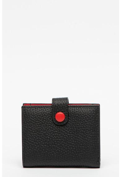 Pellearts Patentos bőr pénztárca női