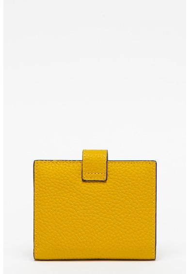 Pellearts Texturált hatású bőr pénztárca női