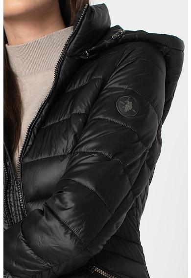 U.S. Polo Assn. Cheryl bélelt télikabát női
