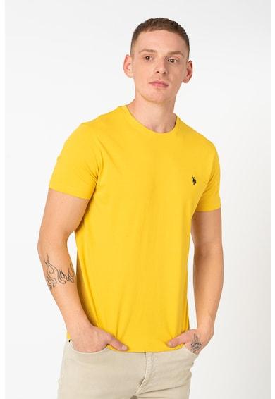 U.S. Polo Assn. Kerek nyakú póló férfi