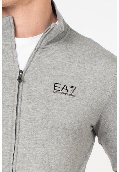 EA7 Szabadidőruha logós részletekkel férfi