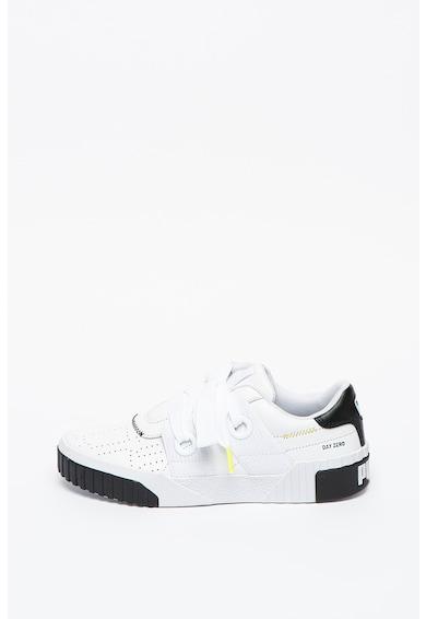 Puma Pantofi sport de piele Cali 'Day Zero' Femei
