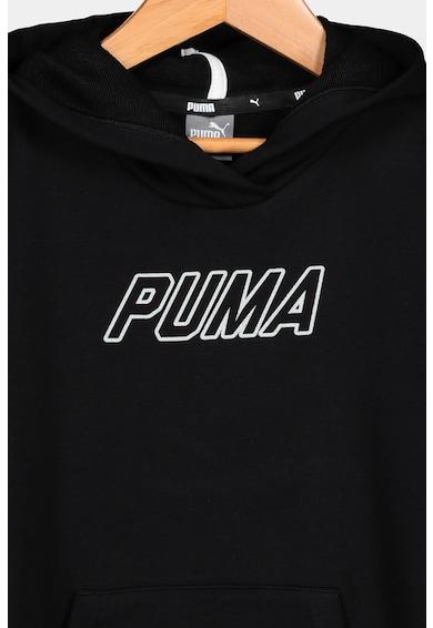 Puma Rochie tip hanorac cu imprimeu logo Alpha Fete